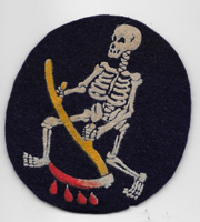 Pre-WWII 13th Bomb Group Squadron Patch