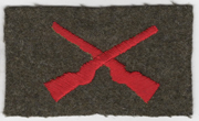 WWI Marine Corps Private First Class Rank