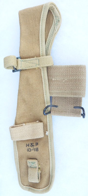 WWI New Old Stock Pick-Mattock Web Carrier