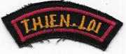 ARVN / South Vietnamese Army Ranger Recon Tab