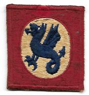1950's 508th Regimental Combat Team Theatre Made Patch