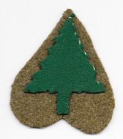 WWI 91st Division Patch
