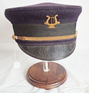 US Army M-1902 dress hat with bullion band insignia