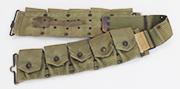 Pre-WWI Eagle Snap M-1910 cartridge belt