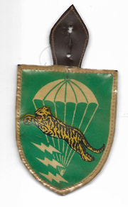 Vietnam Martha Raye's LLDB ARVN Special Forces Pocket Hanger