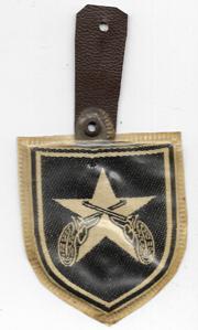 Vietnam Martha Raye's ARVN Military Police Pocket Hanger