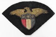 WWI Central Records Office Bullion Patch