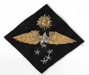 WWII Far East Air Force Bullion Variant Patch