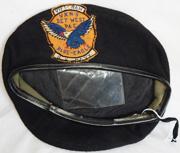 Vietnam US Navy Blue Eagles VXN-8 Detachment WESTPAC Vietnamese Made Beret