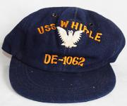 Vietnam Era US Navy USS Whipple DE-1062 Japanese Made Ball Cap