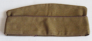 WWII US Army Medical Overseas Cap