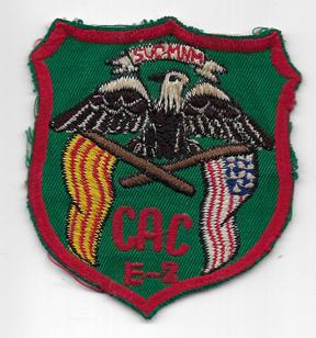 Vietnam Era US Marine Corps CAC / Civic Action Company E-4 Patch
