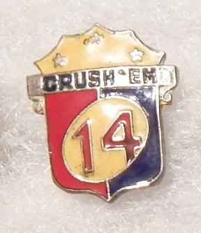 1940's-50's 14th Infantry Philippine DI