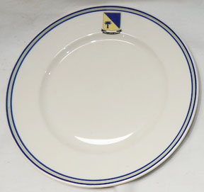 WWII Or Before AAF 29th Service Group Mess / Dinner Plate