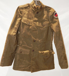 WWI Chief Of Engineers Enlisted Uniform