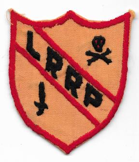 Vietnam LRRP Unknown Pocket Patch