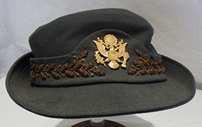 Vietnam Era Women's Field Grade Officer Service Cap