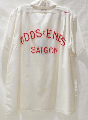 Vietnamese Made Odds & Ends Saigon Bowling Shirt