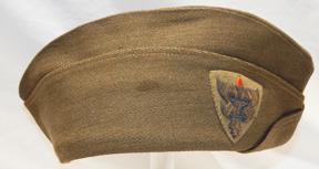 WWI Education Corps Overseas Cap