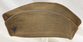 20's Officers Air Service Overseas Cap