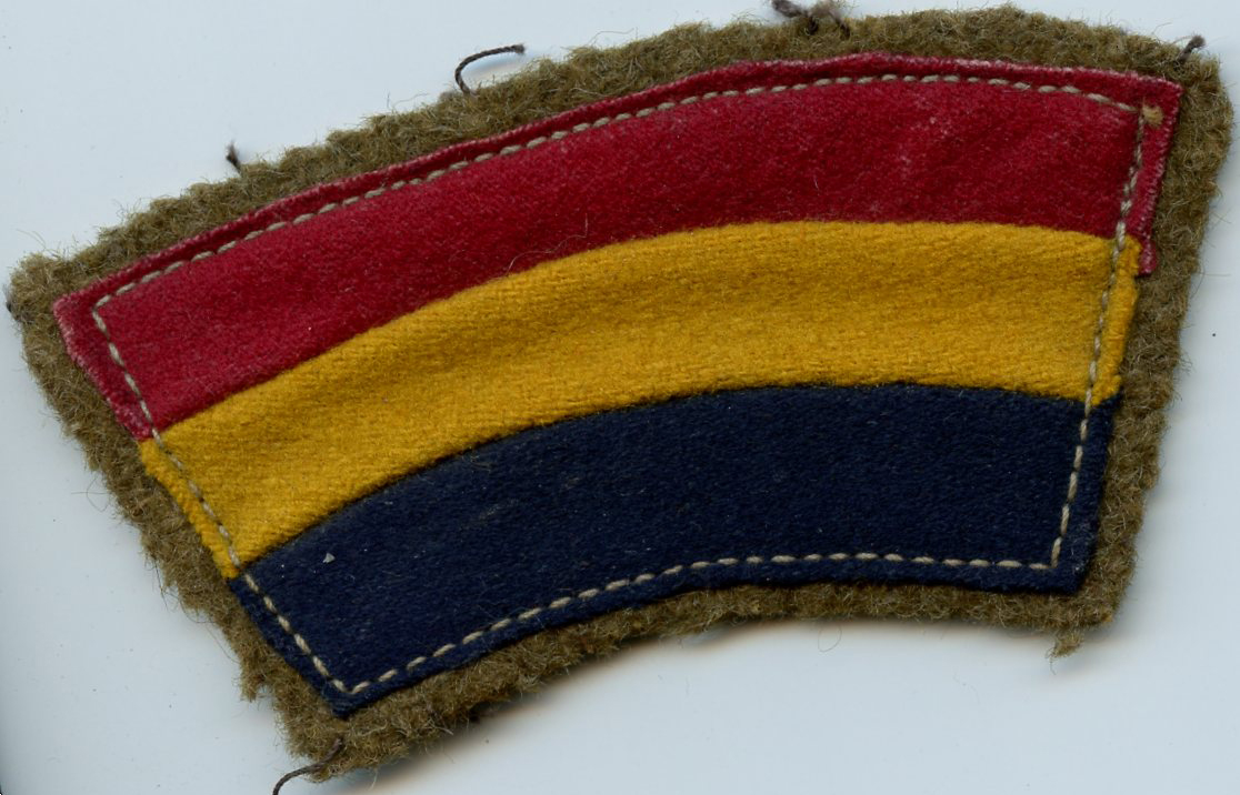 WWI 42nd RAINBOW Division Patch