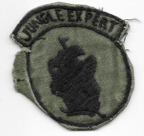 Vietnam Jungle Expert Pocket Patch