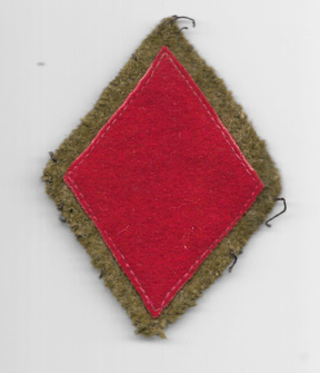 WWI 5th Division Patch