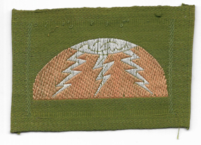 WWI 78th Division Liberty Loan Patch