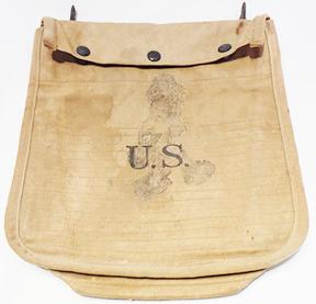 US Grenade Bag With Character Artwork