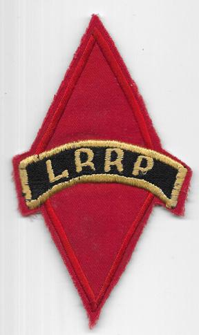 Vietnam 5th Division LRRP Pocket Patch