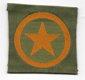 WWI 70th Division Liberty Loan Patch
