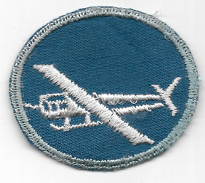 WWII Glider Infantry Cap Patch