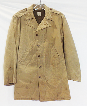 WWII US Army M-41 Artic Field Jacket