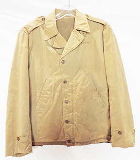 WWII Marine Corps Stenciled M-41 Jacket