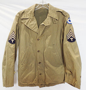 WWII M-41 9th Service Command Jacket