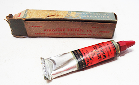 Boxed Ointment Tube