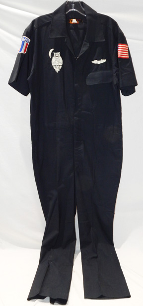 Vietnam US Air Force 497th Tactical Fighter Squadron Night Owls Party Suit