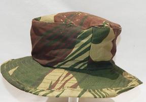 Rhodesian Camo Boonie Hat