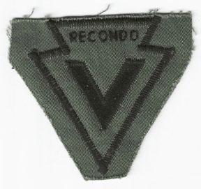 Vietnam MACV Recondo Pocket Patch