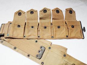 9 Pocket Mounted Cartridge Belt