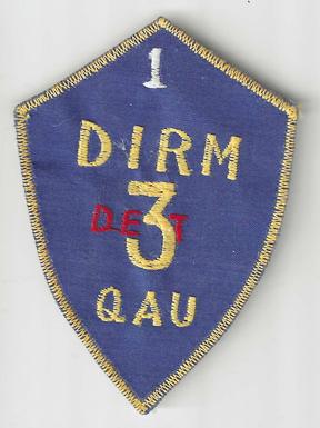 Vietnam Det 3 330th Radio Research Company Pocket Patch
