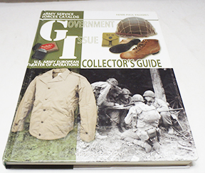 GI Collector Guide US Army European Theatre Of Operations Collector's Guide By Henri-Paul Enjames Book
