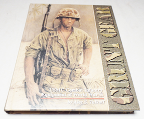 Grunt Gear USMC Combat Infantry Equipment Of World War II By Alec S Tulkoff Reference Book