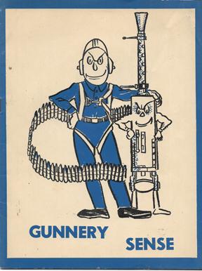 WWII US Navy Gunnery Sense US Navy Aviation Training Manual