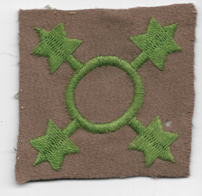WWI 89th Division Patch