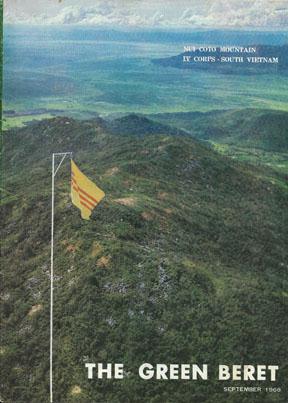 Vietnam September 1968 The Green Beret Magazine