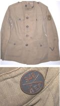 348th Infantry Summer Weight Twill Tunic