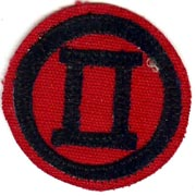 ROK 2nd Corps Patch