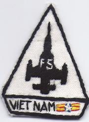 F-5 VNAF Squadron Patch SVN ARVN