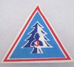 3rd Corps Area Adjutant General Unit Patch SVN ARVN